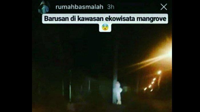 Ramai Begal Menyamar Pocong untuk Menakuti Korban di Surabaya, Ternyata Ini Kejadian Sebenarnya!