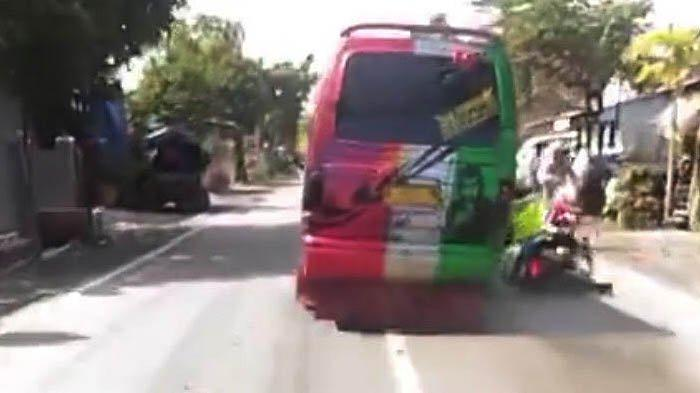 Mobil Elf yang Serempet Polisi di Probolinggo sebelumnya Tabrak Petugas Operasi Yustisi
