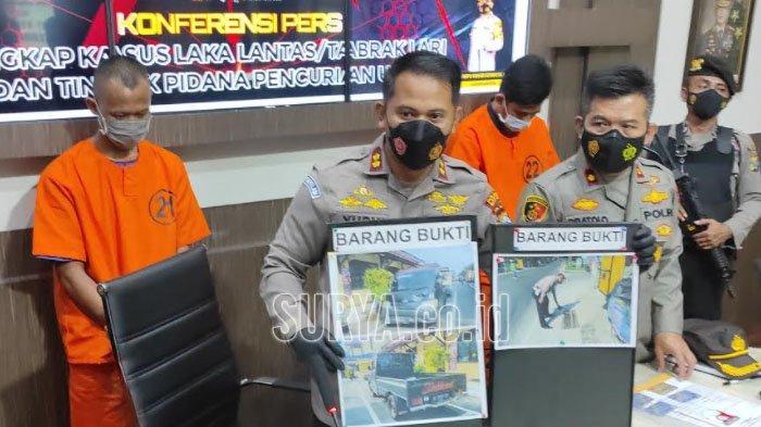 Kabur Usai Tabrak Pengendara Motor Hingga Tewas di Blitar, Sopir Pikap Ditangkap Polisi