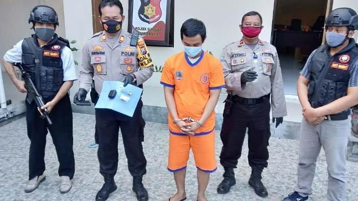 Sempat Kabur, Satpam Perumahan di Surabaya Diringkus Polisi terkait Narkoba