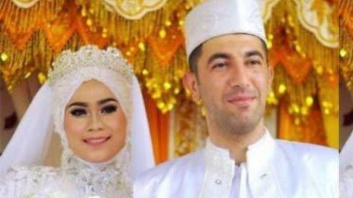 Polisi Turki Nikahi Gadis Indonesia Kepincut Dari Facebook, Istri Sempat Minder: Aku Kan Dekil