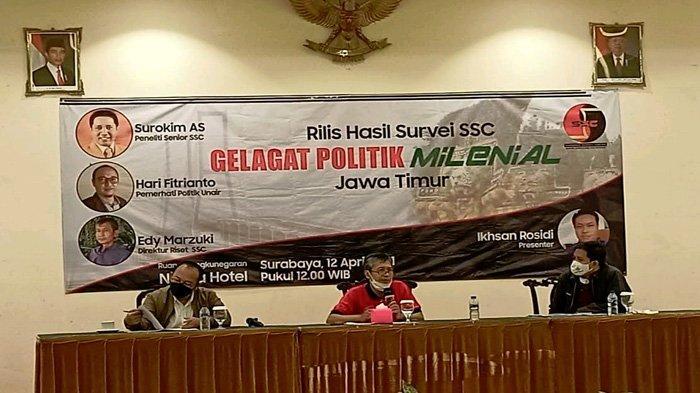 Hebat, Bu Risma Jadi Calon Presiden Pilihan Millenial Jatim; Prabowo, Ganjar dan Khofifah pun Lewat!
