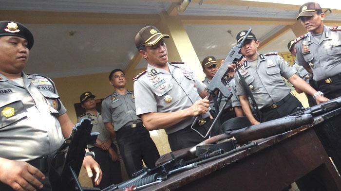 Kapolrestabes Surabaya Diganti, Kini Dijabat Kombes Pol Akhmad Yusep Gunawan
