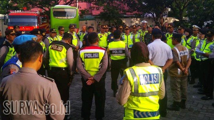 Polres Kediri Fokus Antisipasi Teror di Malam Tahun Baru