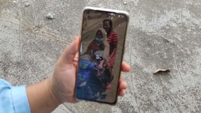 Emak-emak di Mojosari Mojokerto sambil Gendong Anak Nekat Curi Motor, Pelaku Pura-pura Cari Kos