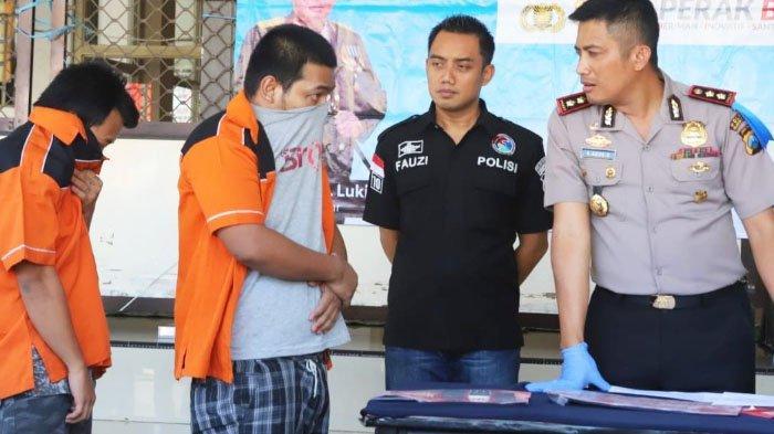 Pengedar Narkoba di Surabaya sejak di Lapas Bersepakat untuk Join Bisnis Sabu, Diungkap Polres Perak