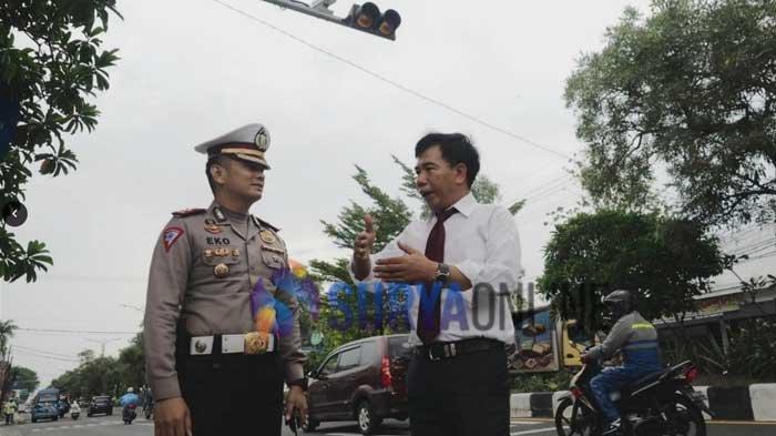 Polresta Sidoarjo Segera Terapkan E-Tilang, di Kota Surabaya Sudah Sejak Janauri 2020