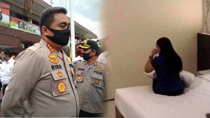 Artis Inisial H Telanjang dan Terima Uang Puluhan Juta Saat Digerebek terkait Prostitusi Online
