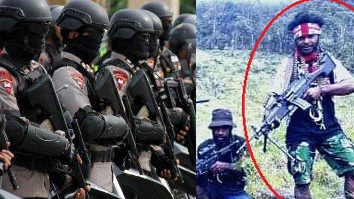 Akan Hadapi Kebrutalan KKB Papua, 100 Personel Brimob Dapat Hormat Khusus dari Kapolda NTT & Jajaran