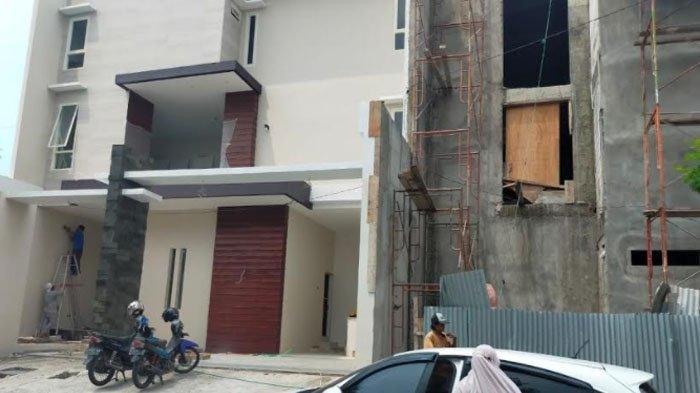 Maling di Surabaya Nekat Bobol Rumah sedang Direnovasi, Gondol TV 43 Inch masih Dibungkus Kardus