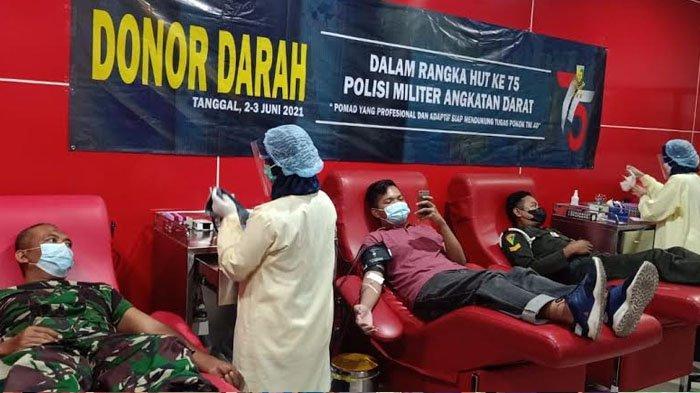 Stok Darah di PMI Sidoarjo Menipis, Khususnya untuk Golongan O dan Plasma Konvaselen