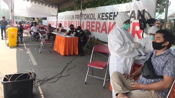 Penyebab Kericuhan di Pos Penyekatan Suramadu, Kapolres Tanjung Perak Mengimbau Seperti Ini