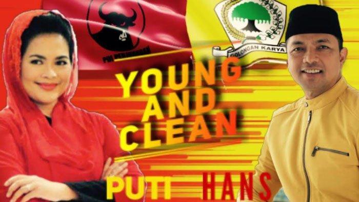 Reaksi Gus Hans terkait Beredarnya Poster Dirinya Disandingkan dengan Mbak Puti di Grup WA