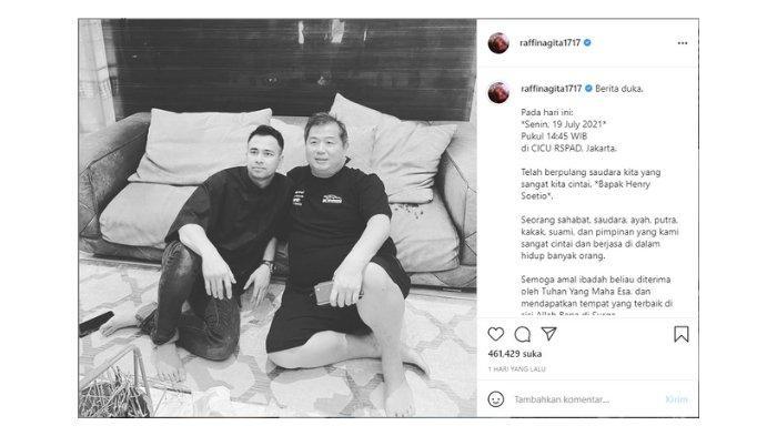 Sosok Henry Soetio, Pengusaha Asal Malang yang Buat Raffi Ahmad dan Juragan99 Berduka