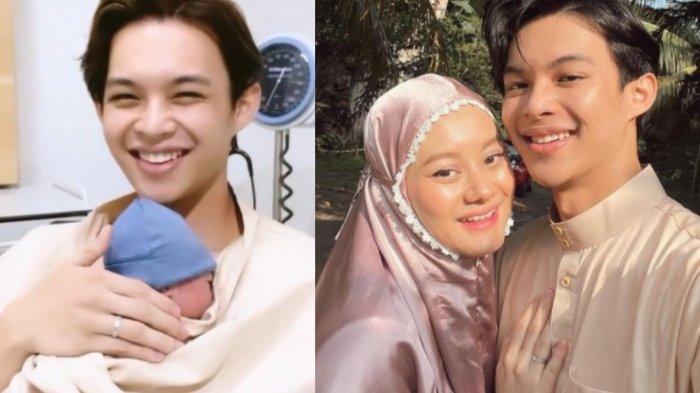 Potret Anak Pertama Dinda Hauw & Rey Mbayang yang Lahir Hari Ini, Disebut Mirip Sang Ayah