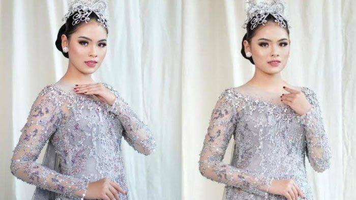 Sosok Callista Ratu Rheswara yang Terjun di Dunia Modeling : Harus Terus Belajar