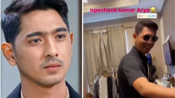 Potret Kamar Arya Saloka di Lokasi Syuting Ikatan Cinta Rapi & Bersih, 1 Benda Ini Curi Perhatian