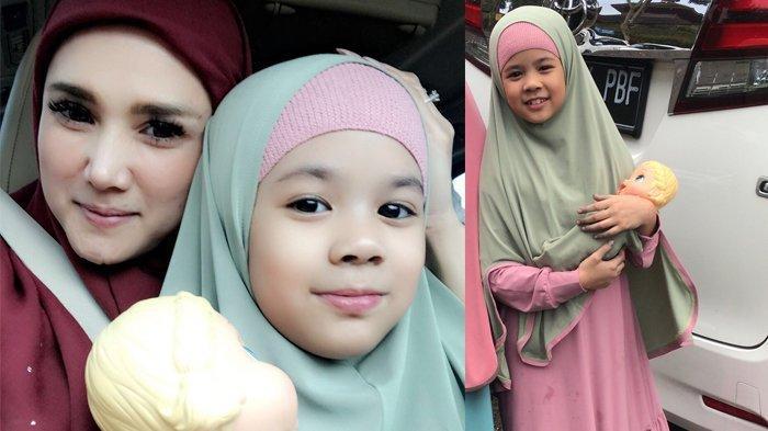 Potret Mulan Jameela Foto Bareng Titiek Soeharto, Pose Safeea Putri Ahmad Dhani Jadi Sorotan