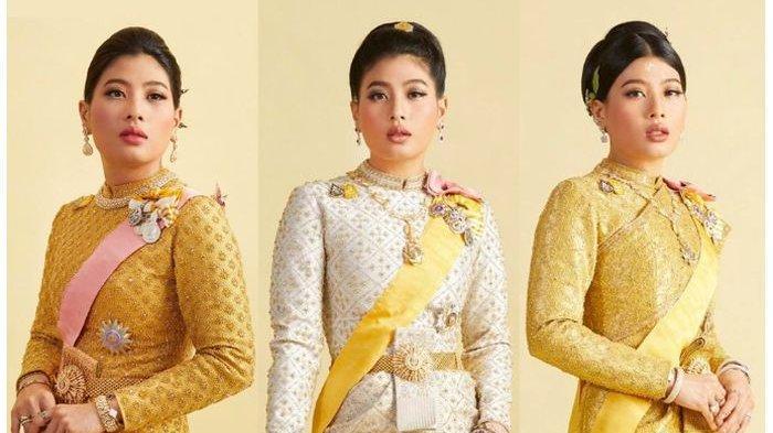 Potret Srivannavari, Putri Raja Thailand yang Disorot di Hari Penobatan, Tak Malu Tampil Nyentrik
