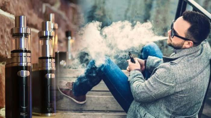 VAPE HARAM, Bisa Merusak Tubuh, Alasan Muhammadiyah Larang Rokok Elektrik