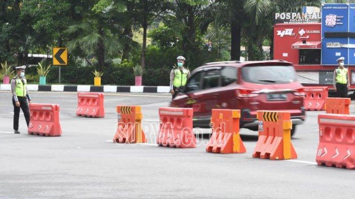 Nekat Mudik Lebaran ke Kota Surabaya, Petugas Bakal Putar Balikkan Kendaraan di 13 Titik