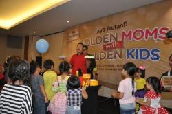 Masakan MasterChef Sarwan Ludes Diserbu Anak-anak