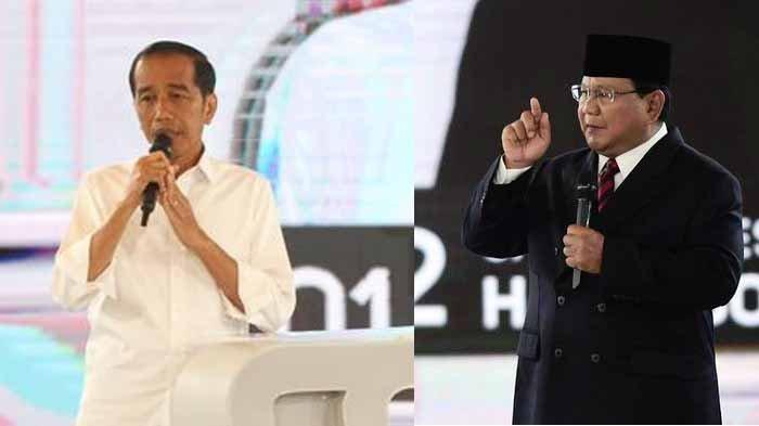 Survei Terbaru Jokowi vs Prabowo, Kaum Milenial Muhammadiyah, Persis, dan NU ke Siapa?