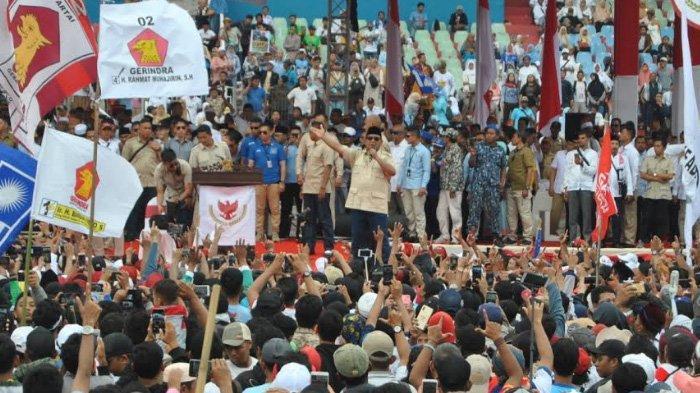 Besok, Prabowo-Sandi Akan Pidato Kebangsaan di Surabaya