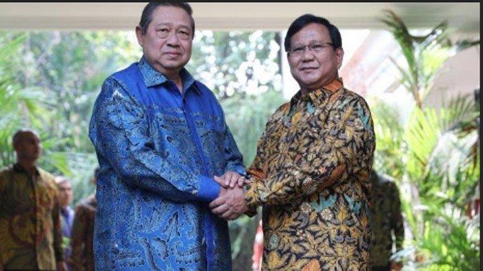 Pasca Pertemuan SBY - Prabowo, Hal - hal ini Dilakukan Gerindra Jatim dengan Parpol Koalisi