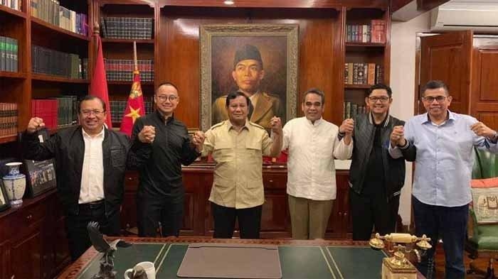 Prabowo Subianto Bubarkan Koalisi Adil dan Makmur, Bagaimana Nasib Oposisi?