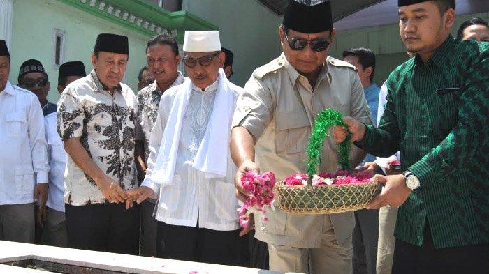 Putra Pendiri NU, Kiai Hasib Wabab Klaim Nahdliyin yang Mendukung Prabowo Semakin Banyak