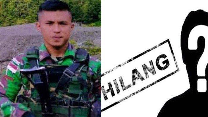 Prada Hengky Belum Ketemu, 1 Lagi Anak Buah Jenderal Andika Perkasa Hilang di Papua dan Kronologinya