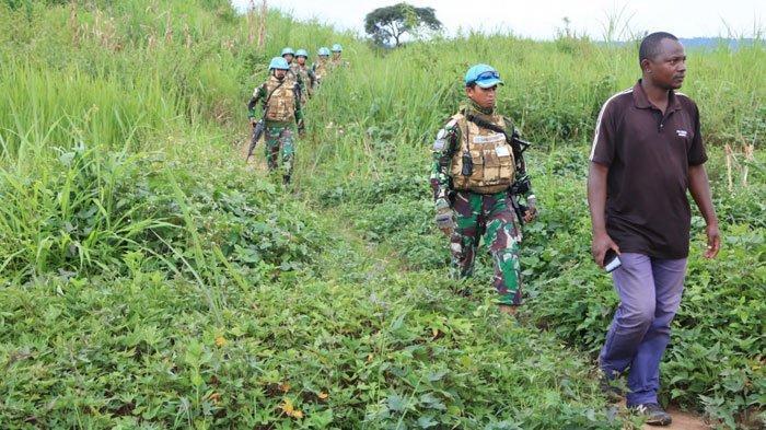 Prajurit TNI Selamatkan 6 Warga yang Disandera Pemberontak Kongo, Sempat Dimintai Uang Tebusan
