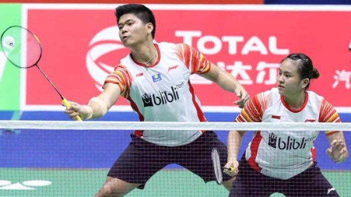 Hasil Piala Sudirman 2019, Indonesia vs Taiwan Skor 3-2 dan Lawan Jepang di Semifinal