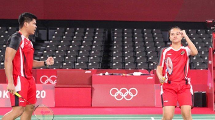 Praveen/Melati Ungkap Kunci Sapu Bersih Kemenangan di Olimpiade Tokyo 2020