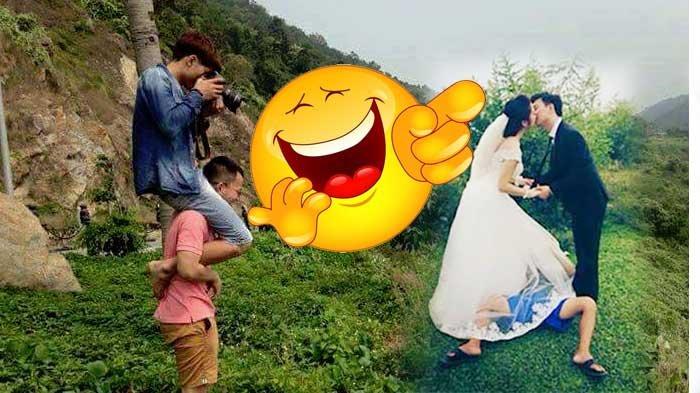 Bikin 'Kepingkel' sampai 'Jungkel', Ternyata Begini lho Derita Fotografer di Balik Foto Pre-Wedding