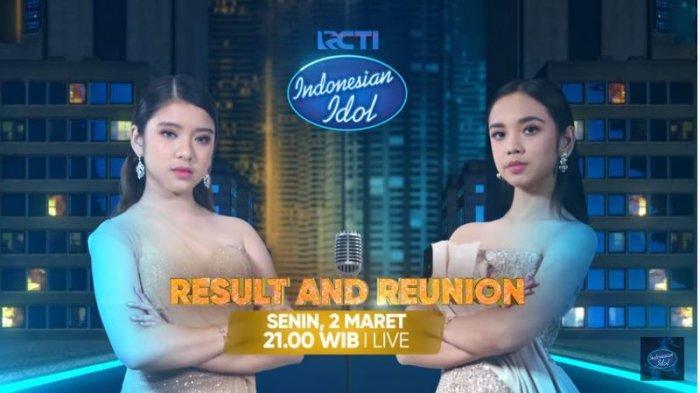 Jadwal Final Indonesian Idol 2020, Malam Penentuan Sang Juara & Penampilan Terakhir Lyodra & Tiara