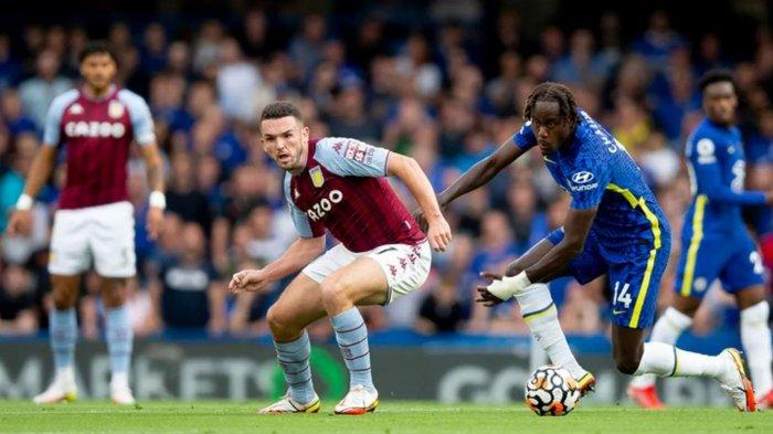 Trevoh Chalobah bakal tampil pada laga Chelsea vs Aston Villa