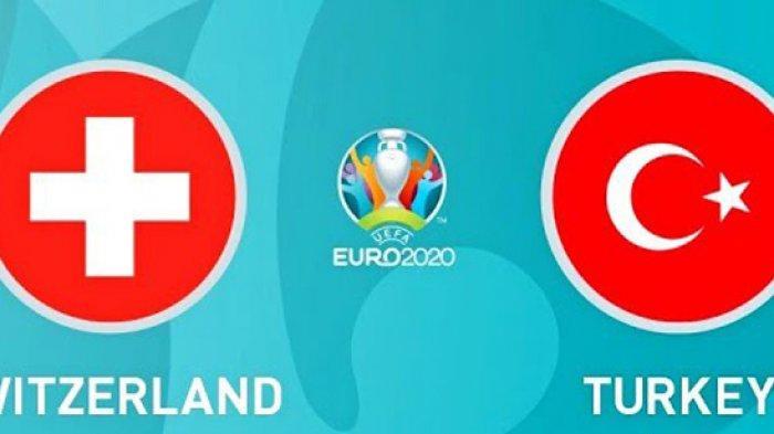 Ilustrasi Prediksi Skor dan Live Streaming Swiss vs Turki di Piala Eropa (Euro) 2021 malam ini, RCTI Jam 23.00