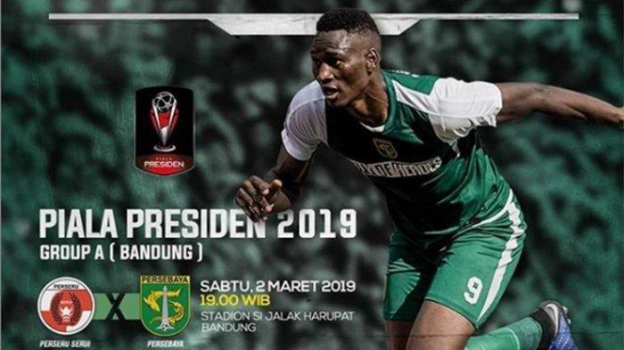 Prediksi Skor & Head to Head Perseru Serui vs Persebaya Surabaya, Sabtu 2 Maret Kick Off Jam 19.00