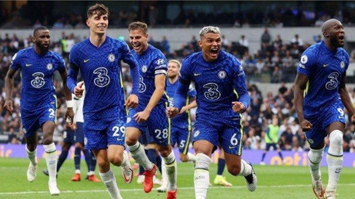Chelsea masih jadi pemuncak klasemen sementara Liga Inggris