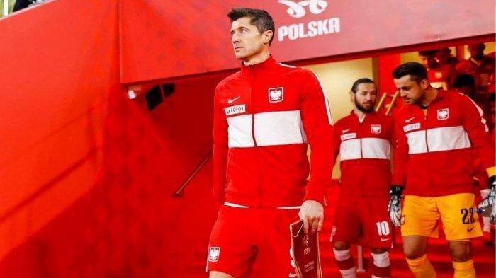 Prediksi Skor Polandia vs Slovakia: LIVE RCTI 23.00 WIB, Pergerakan Lewandowski Bakal Dijaga Ketat