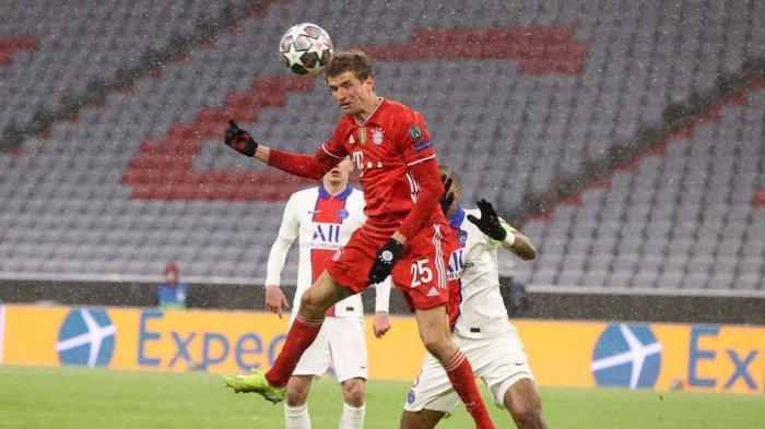 Prediksi Skor PSG vs Bayern Munchen Liga Champions, Mulai ...