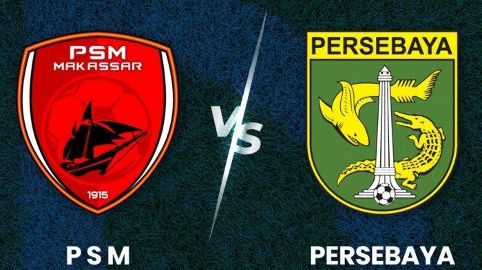 PSM vs Persebaya Surabaya, LIVE Indosiar jam 18.15 WIB
