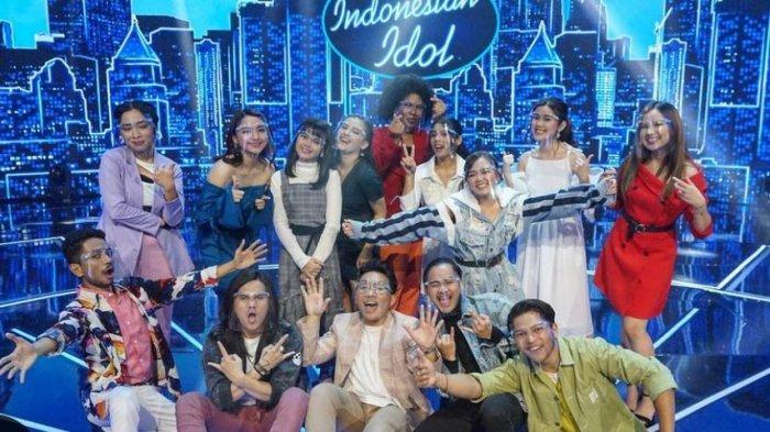 Prediksi Spektakuler Show 2 Indonesian Idol 2021 malam ini, Senin (18/1/2021). Simak profil singkat 13 peserta, siapa yang terkuat?