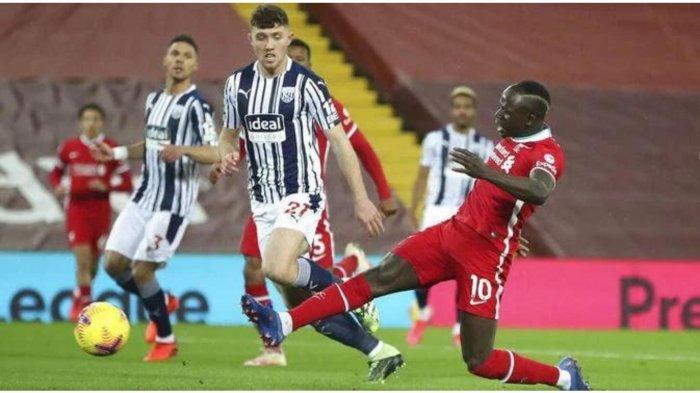 Prediksi Skor West Brom vs Liverpool: Live 22.30 WIB, Kans The Reds Pepet Zona Liga Champions