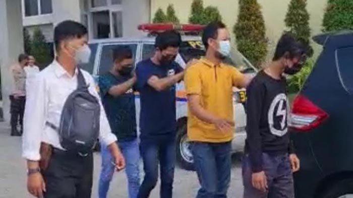 Polisi Bersih-bersih Preman di Gresik, 12 Orang Diringkus, Satu Di antaranya Positif Covid-19