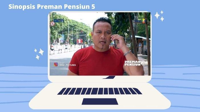 Sinopsis Preman Pensiun 5 Hari ini 29 April 2021: Kang Murad Murka, Bubun Melayangkan Bogem Mentah