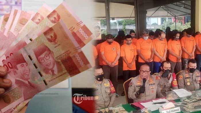 Preman Tanjung Priok Raup Rp 16 Miliar/Bulan Sekarang 49 Orang Diciduk Sehari Jokowi Telepon Kapolri