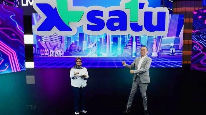 XL Axia Luncurkan XL SATU guna Dukung Pemerintah Wujudkan Transformasi Digital